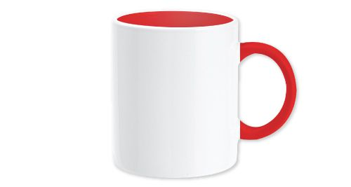 Sublimation Mugs - Red