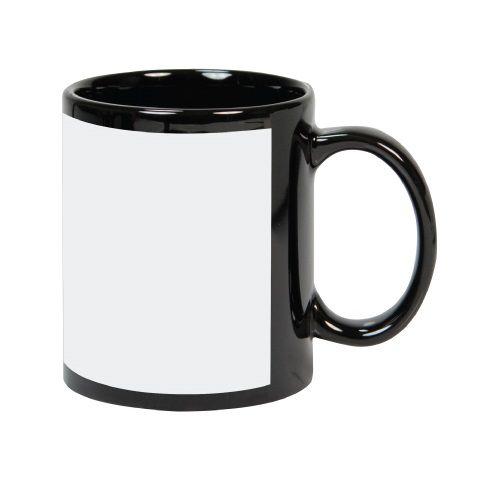 Sublimation Mugs Black Color