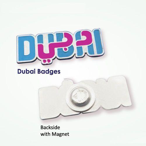 Dubai Badge