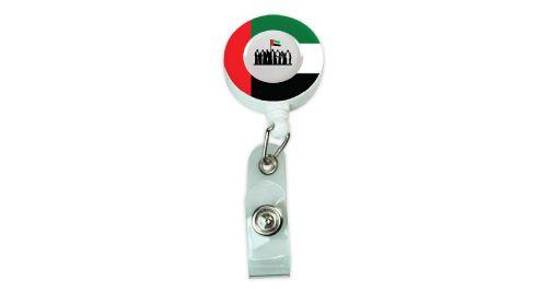 National Day Reel Badges