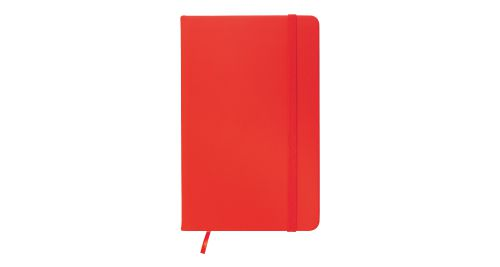 Promotional Notebook A6 Size Red