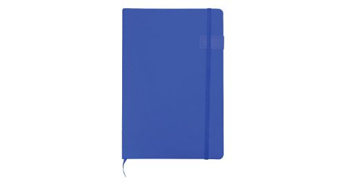 Notebook with USB Flash Chip Blue Color 8GB