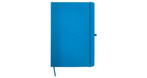 Promotional Notebook A5 Light Blue
