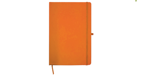 Promotional Notebook A5 Orange