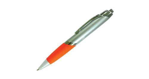 Plastic Pens - Orange