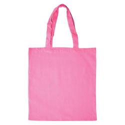 Pink Canvas Bag