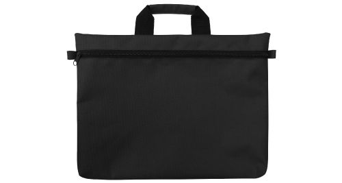 Promotional Document Bags - Black Color