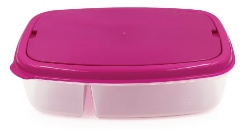 Promotional Lunch Box Dark Pink