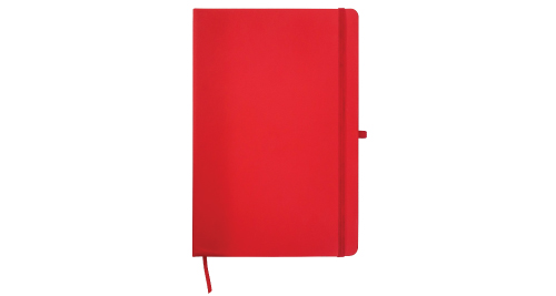 Promotional Notebook A5 Red