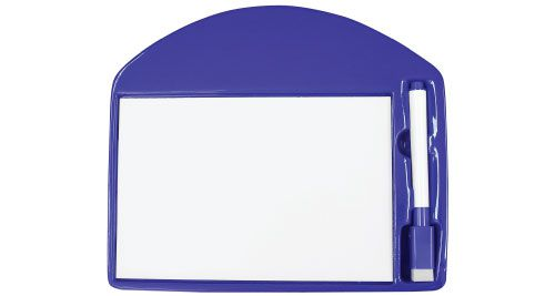 Promotional Writing Board Blue