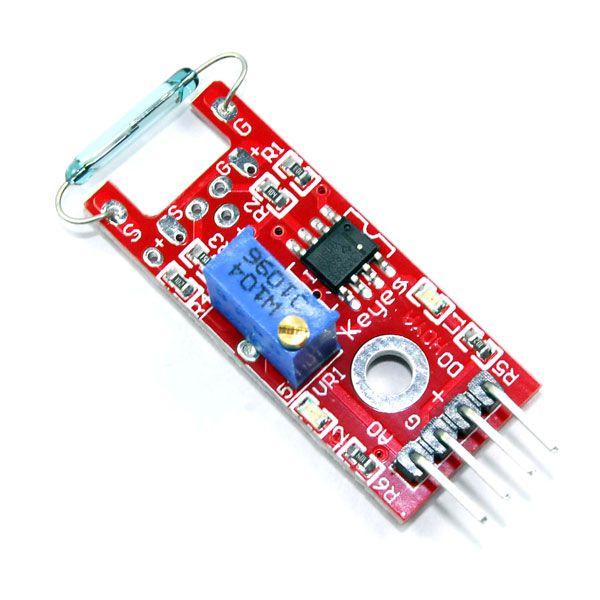 Reed Switch Module Arduino