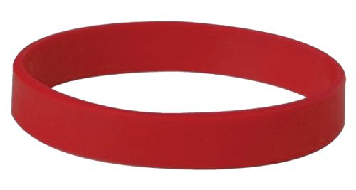 Wristbands Red Color
