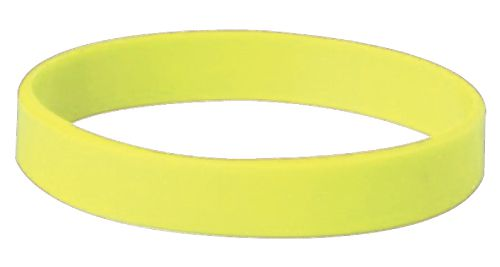 Wristbands Yellow Color