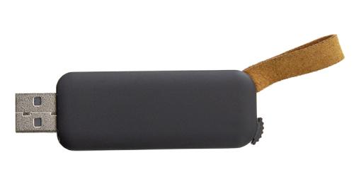 Slide Flash Drives Black 8 GB