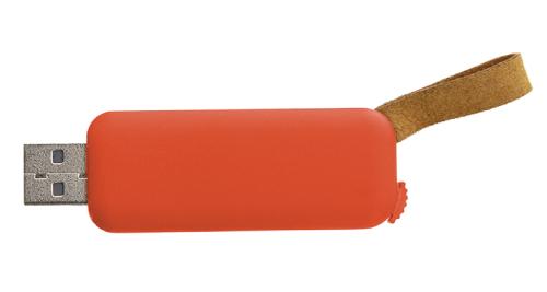Slide Flash Drives Red 8 GB