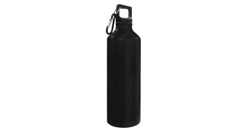 Sports Water Bottles Black 140-BK