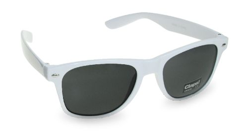 Sunglass UV Protection White