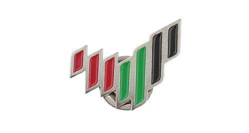 UAE National Brand Metal Badges