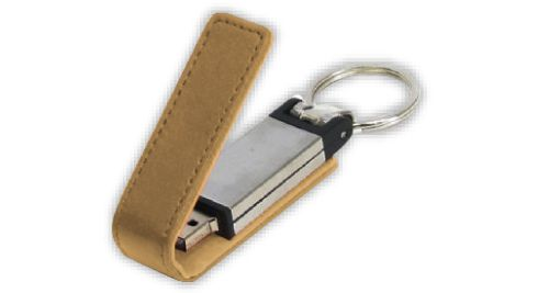 USB Flash Drives with Key Holder in 4GB