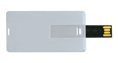 Mini Cards Shaped USB Flash Drives - Rectangle 32GB