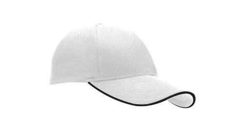 Cotton Caps White