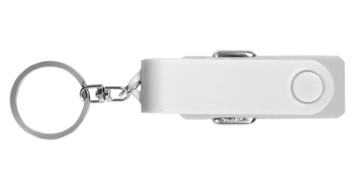 Swivel Car Chargers White